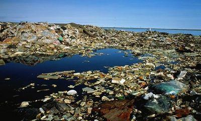 Đổ chất thải nguy hại xuống vùng biển Việt Nam bị phạt 1 tỷ đồng