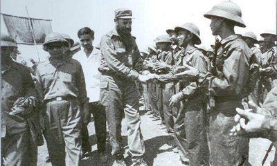 Lãnh tụ Fidel Castro qua lời kể của nguyên Bí thư Huyện ủy