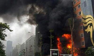 Vụ cháy quán karaoke: Cách chức 2 lãnh đạo, kỷ luật một công chức