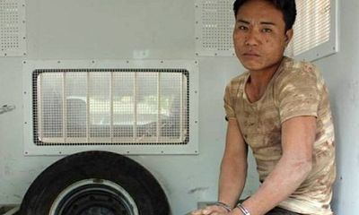 Kẻ giết 4 người thân ở Hà Giang từng chém chết con