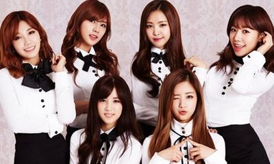 Idol Kpop đang