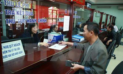 Ngày 16/12, Khai trương dịch vụ nhận-trả hồ sơ hành chính qua Bưu điện