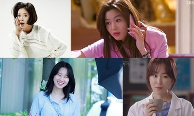 4 nữ hoàng dòng phim hài – lãng mạn xứ Kim chi