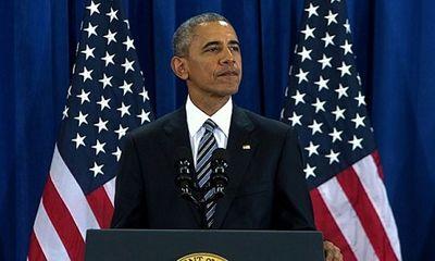 Obama có phát biểu cuối cùng về an ninh quốc gia trên cương vị Tổng thống