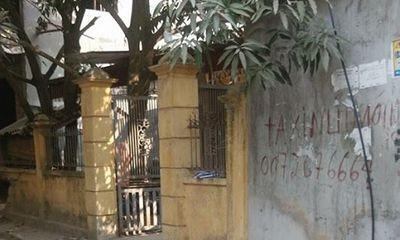 Bắc Ninh: Chồng giết vợ rồi lên nóc nhà cố thủ