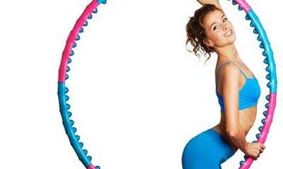 Cách giảm mỡ bụng bằng cách lắc vòng