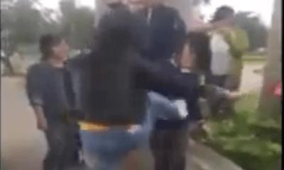 Nữ sinh lớp 10 bị đánh hội đồng ở vườn xanh gây phẫn nộ