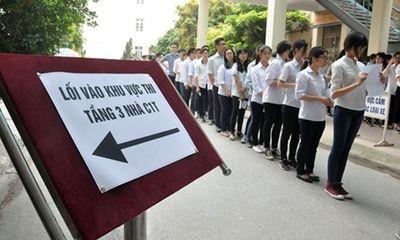 ĐH Quốc gia Hà Nội không tổ chức thi đánh giá năng lực trong năm 2017