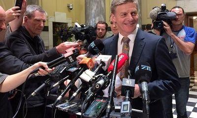 Bill English trở thành thủ tướng New Zealand