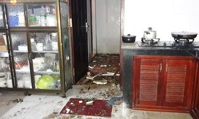 'Tiếng nổ trong trụ sở công an tỉnh Đắk Lắk kéo dài hơn 10 giây'