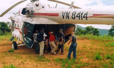 Cấp cứu bệnh nhân ở đảo, vùng sâu bằng máy bay quân sự