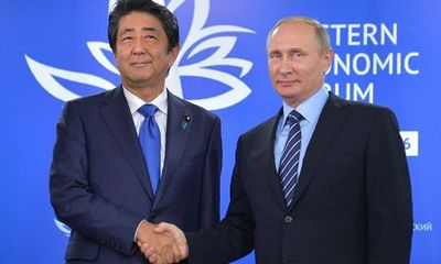 Tổng thống Nga muốn bình thường hóa toàn diện quan hệ với Nhật Bản