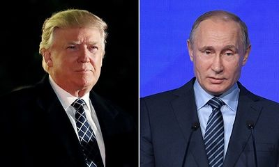 Donald Trump có thể gặp ông Putin tại Phần Lan vào năm 2017