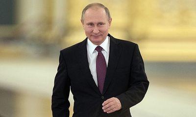 Putin: 4 năm liên tiếp là người đàn ông quyền lực nhất thế giới