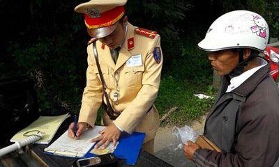 Nghệ An: Quyết liệt xử lý vi phạm nồng độ cồn trên tuyến đường mòn Hồ Chí Minh