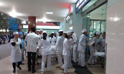 Nghi do ngộ độc thức ăn, 42 công nhân nhập viện cấp cứu ở Đồng Nai