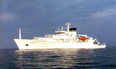 Quân đội Mỹ, Trung Quốc bàn bạc về trao trả thiết bị lặn