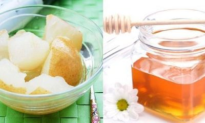 Cách chữa ho đặc biệt hiệu quả từ quả lê