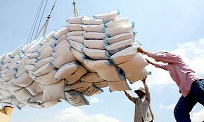 Xuất khẩu gạo nửa đầu tháng 12 tăng 43%
