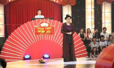 Thách thức danh hài tập 8: Thí sinh mang trái cây…cúng MC Ngô Kiến Huy