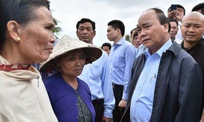 Hỗ trợ khẩn cấp 2.000 tấn gạo cho người dân vùng lũ tỉnh Bình Định