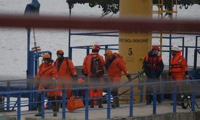 3.000 người tìm thi thể nạn nhân máy bay Nga rơi ở Biển Đen