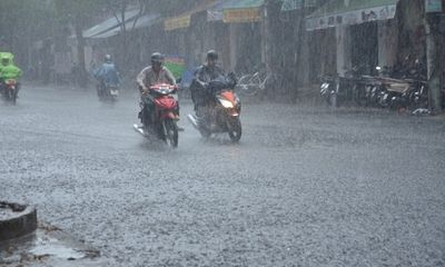 Dự báo thời tiết ngày mai 27/12: Mưa to ở các tỉnh Trung Trung Bộ