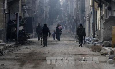 Ít nhất 30 dân thường Syria thiệt mạng sau cuộc tấn công của IS