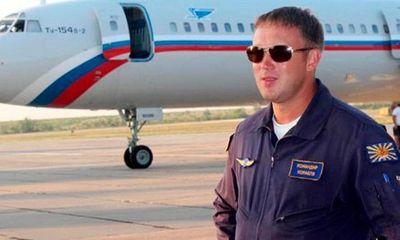 Nga vớt thi thể cơ trưởng máy bay quân sự Tu-154 bị rơi ở Biển Đen