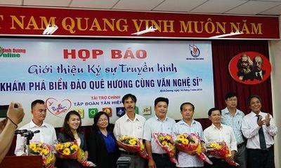 Tân Hiệp Phát tham gia làm 80 tập phim về biển đảo Việt Nam