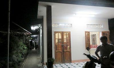 Truy tìm hung thủ sát hại người phụ nữ tại nhà riêng
