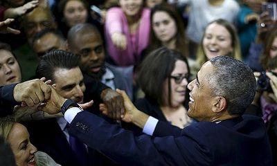 Obama tiếp tục là người đàn ông được ngưỡng mộ nhất nước Mỹ lần 9