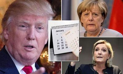 Dự đoán biến động chính trị thế giới có thể xảy ra trong năm 2017