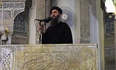 Lầu Năm Góc: Thủ lĩnh tối cao của IS vẫn chưa bị tiêu diệt