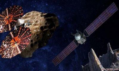 NASA công bố hai sứ mệnh khám phá lịch sử của hệ Mặt trời