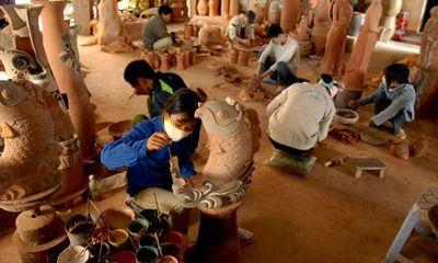 Cảnh báo tình trạng ô nhiễm môi trường làng nghề ở Hà Nội