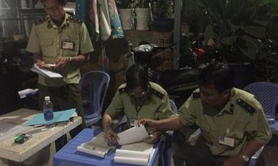 Phát hiện hàng chục nghìn bóng đèn Led nhập lậu ở TP HCM