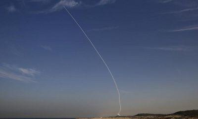 """Israel triển khai hệ thống phòng thủ tên lửa như trong """"Star Wars"""""""