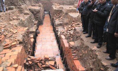 Người dân sẽ được tham quan hố khảo cổ mới phát lộ ở Hoàng thành Thăng Long