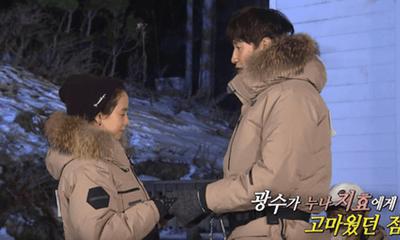 Running Man: Song Ji Hyo tiết lộ Lee Kwang Soo từng mời cô về ở chung nhà