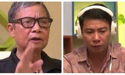 Bố Công Lý khóc nghẹn kể về hôn nhân đổ vỡ của con trai và MC Thảo Vân