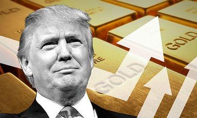 Giá vàng hôm nay 21/1: Giá vàng tăng sau lễ nhậm chức của Trump