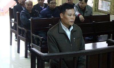 Hai bị cáo khiến ông Chấn ngồi tù oan lãnh án