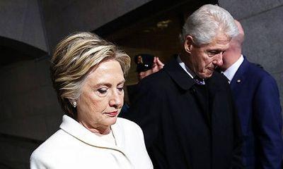 Vợ chồng Hillary, Bill Clinton có thể sớm quay lại chính trường