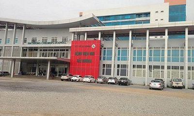 Kỷ luật các cán bộ, đảng viên vi phạm tại Bệnh viện Nhi Hải Dương