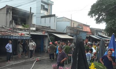 TP HCM: Cháy nhà 2 tầng ngày cuối năm, nhiều người hoảng loạn