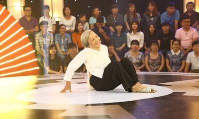 Cụ bà 73 tuổi được đặc cách vào vòng Gala Thách Thức Danh Hài