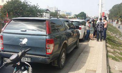 Nhiều tuyến đường Thủ đô ách tắc ngày mùng 1 Tết