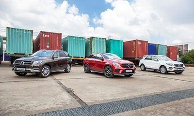 Giảm thuế 30%, nhập khẩu ô tô tăng gấp 3 lần trong tháng 1/2017