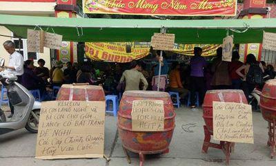 Vụ đóng cửa chợ gốm Bát Tràng: DN chưa có phép cải tạo chợ